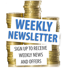 Join The Opie Offers & Newsletter Emails... Never Miss a Bargain