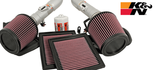 15% Off ALL KN Filters - Voucher: KNFILTERS