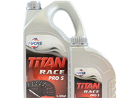 Fuchs Titan Race Pro S 5w-40 Ester Synthetic Engine Oil, One of Our Most Popular Products At Opie Oils