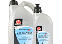 Millers Oils CRX 75w-90 NT Competition Fully Synthetic Transmission / Gear Oil, One of Our Most Popular Products At Opie Oils