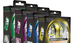 Philips road legal colorvision headlight bulbs - New At Opie Oils