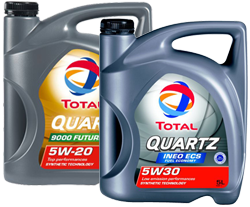 Total Engine Oils now available
