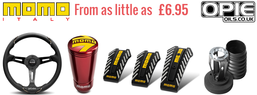MOMO now available at Opie Oils from as little as £6.95 MOMO