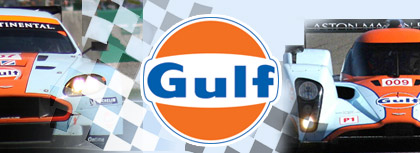 Gulf Competition 10w40 - Part of the Gulf Competition range