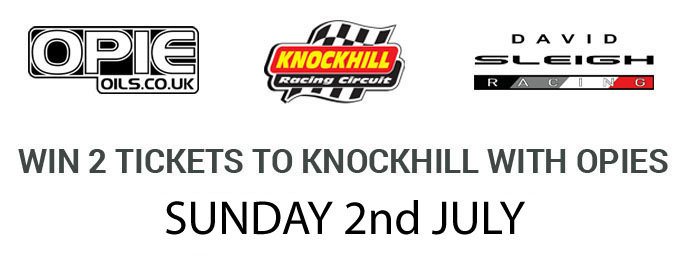 Win 2 tickets to Knockhill - 2nd July Smrc